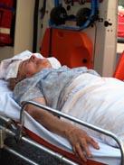Herida grave una mujer de 82 años tras ser atropellada en Valencia